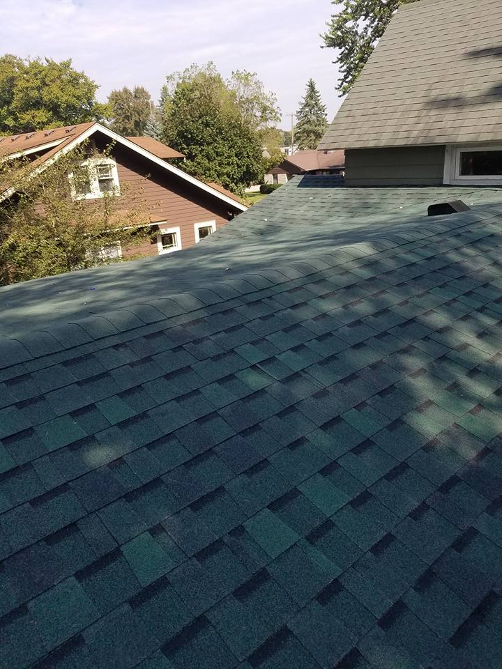 Add Pitch To Flat Roof Reliable Roofing And Construction